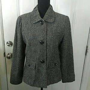 Sag Harbor black and white jacket